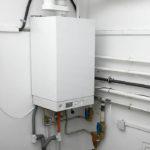 sanihuis onderhoudt centrale verwarming